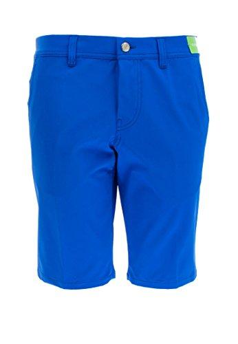 ALBERTO Herren Golfshorts Shorts Earnie 3xDry, Größe:48, Farbe:Blau(865)