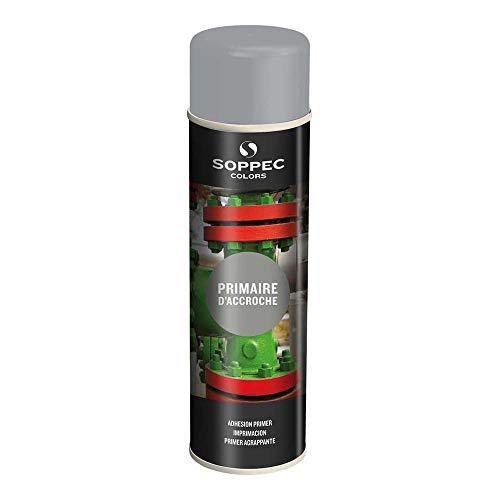 Soppec Primer_S Primer Primer voor Athen, grijs/staalblauw, 500 ml