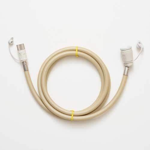 大阪ガス ガスコード(13A・LPガス兼用 長さ2m) 4-180-0021