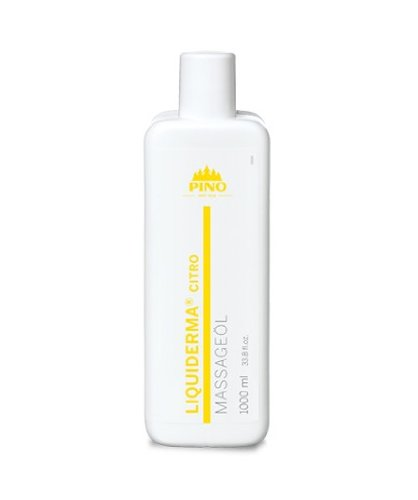 Liquiderma® Citro Massageöl 1.000 ml (Grundpreis 21,99 Euro/ 1 Liter)