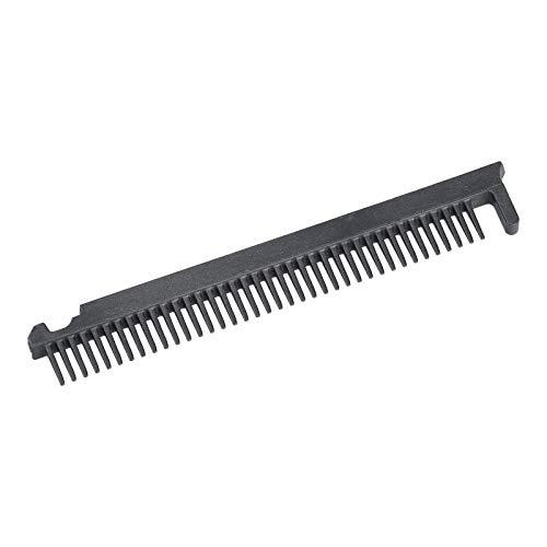 LUTH Premium Profi Parts Peigne noir pour le lisseur blanc L'Oréal Stempod CS-00136386