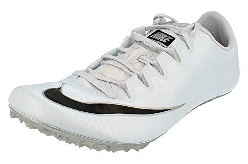 Nike Zoom Superfly Elite, Scarpe da Corsa Unisex-Adulto, Hydrogen Blue/Black-Sky Grey, 42.5 EU