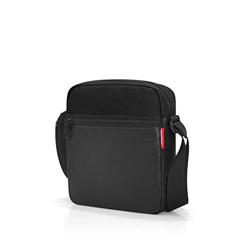 reisenthel crossbag Umhängetasche 23 x 26 x 6 cm / 3 l / canvas black