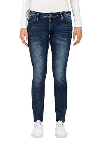 Timezone Damen Tight Aleena Skinny Jeans, Blau (Blue Patriot Wash 3624), W25/L32