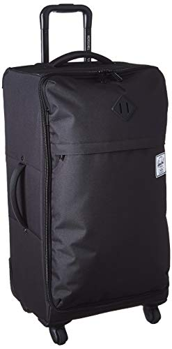Herschel Highland Luggage 4-Rollen-Trolley Medium 75 cm Black