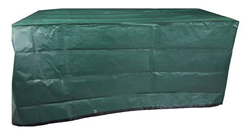 HBCOLLECTION Housse pour Table de Jardin L Large 212x132cm épaisse et imperméable
