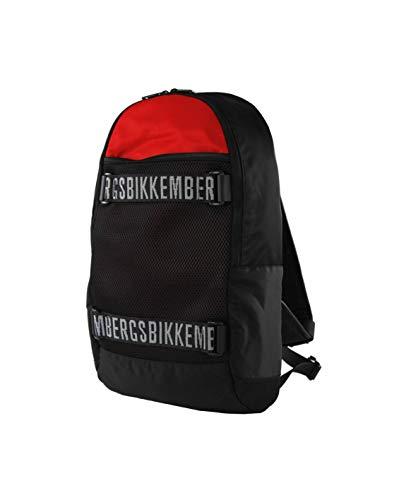 Bikkembergs - Mochila - E93pme670015, Rosso