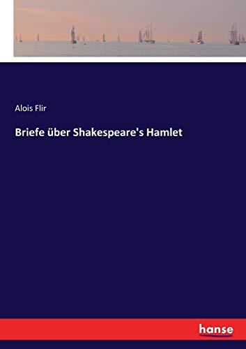 Briefe über Shakespeare's Hamlet