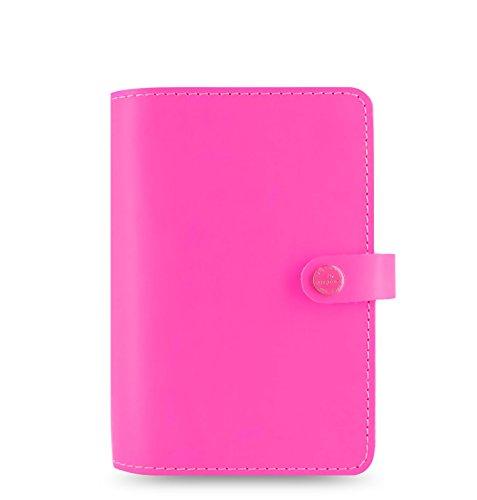 Filofax Persönlicher Terminkalender, fluoreszierendes Pink