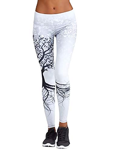 Legging - vrouw - sport met print - training - gym - yoga - pilates - panty's - gym