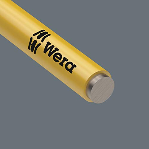 Wera 05022669001 L-Key Set 3950 Spkl/9 SM Metric of Stainless Steel,MULTI