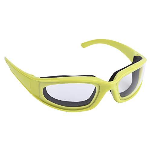 Eastbuy Gafas de Cebolla - Anti picantes Gafas de Corte de Cebolla Gafas Protectoras contra Salpicaduras Protector de Ojos Utensilio de Cocina