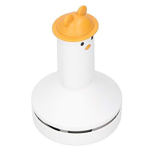 XinPengtai Aspiradora Herramientas de Limpieza Aspiradora de Mesa Mini Portátil USB de Carga de Escritorio Limpiador de Polvo 2 Niveles de Succión para Dormitorio Coche Oficina