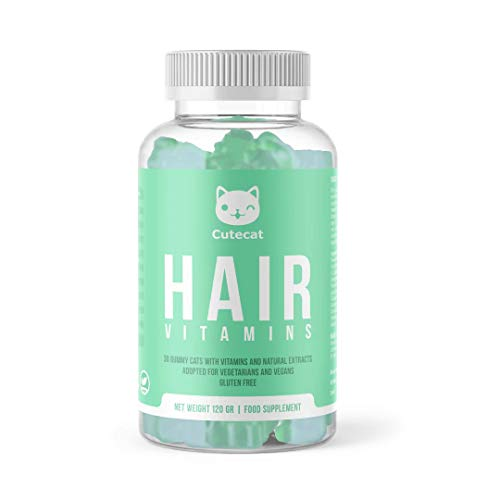 CUTECAT – Vitamin Complex for Hair Strengthening and Hair Growth