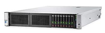 HPE ProLiant DL380 Gen9 2U RackMount 64-bit Server + 2×8-Core E5-2640v3 Xeon 2.6GHz CPUs + 64GB PC4-2133P RAM + 8×600GB 10K SAS SFF HDD P440ar RAID 4×GigaBit NIC 2×Power Supplies NO OS  Renewed