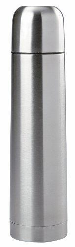 Mack Thermosflasche mit Druckverschluss 0.75L Edelstahl-Isolierflasche mit...