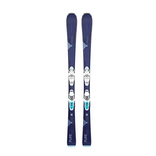 HEAD Damen Pure Joy SLR + Joy 9 GW All-Mountain Ski blau 148