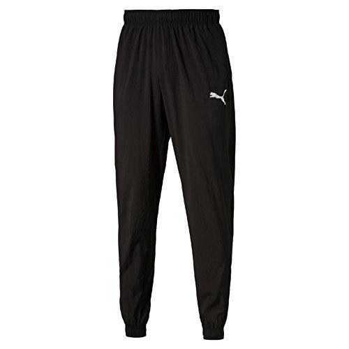 PUMA 838389 01 Ess Pantalon Homme Puma Black FR : M (Taille Fabricant : M)