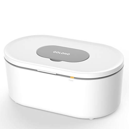 Baby Wipe Warmer and Wet Wipes Dispenser, Innovative surround-heating, Warms Quickly and Evenly, Large Capacity