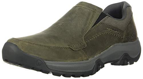 Merrell Anvik Moc Shoes - Leather (for Men)
