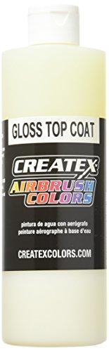 Createx Peinture 16 onces Gloss Top Coat