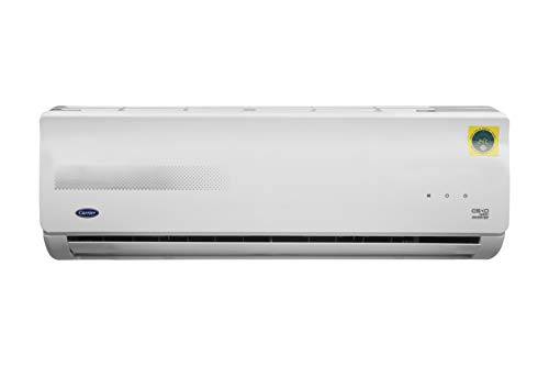 Carrier 1.5 Ton 3 Star Split AC  – White(Durafresh Neo CAS18DN3R39F0, Copper Condenser)