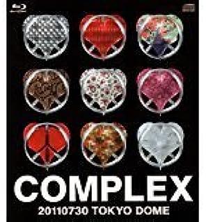日本一心 20110730 TOKYO DOME 【Blu-ray+LIVE CD】COMPLEX ローソン完全受注限定予約商品...