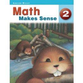 Math Makes Sense Grade 2 - Student Edition (black and white consumable)
