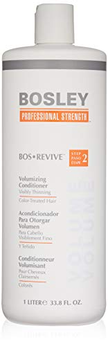 Bosley Professional Strength BOS Revive Volumizing Conditioner, 33.8 Fl Oz