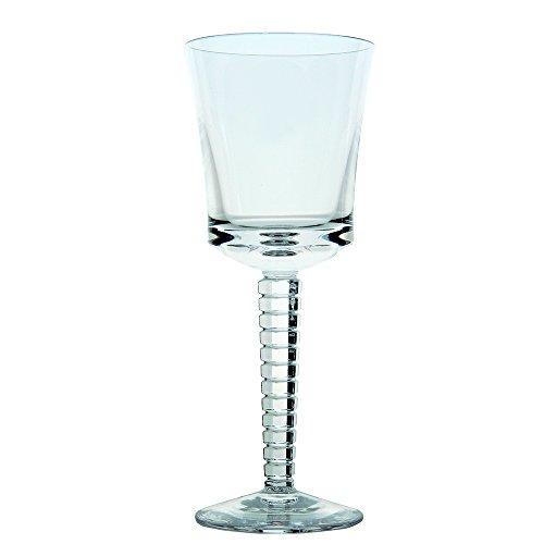 Cristal de Sèvres Vertigo Set de Verres à vin 7x7x20.5 cm Transparent