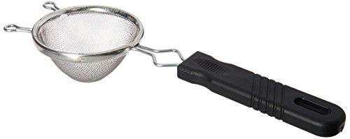 Good Cook Aluminum Mesh Strainer, 3-inch
