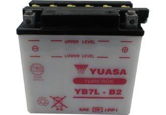 BATERIA YUASA (YB7L-B2) YAMAHA YP Majesty 125 2004