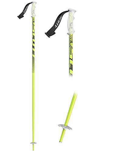 Scott 540 Skistock, Yellow, 125