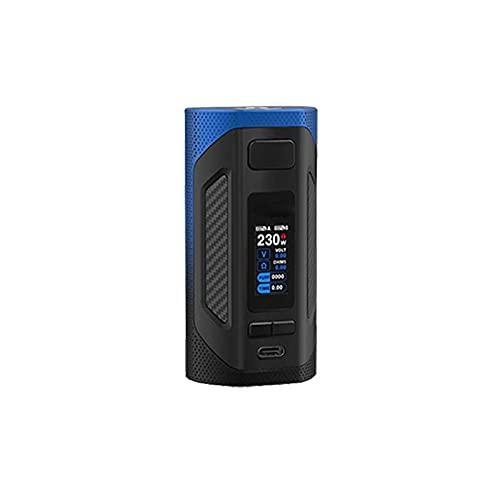 SMOK Rigel Box Mod 230W Alimentato da due batterie esterne 18650 con schermo a colori TFT da 0,96 pollici TFT Chipset potente 0,001s velocità di accensione