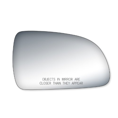 Fit System Passenger Side Mirror Glass, Hyundai Sonata 3. 3L