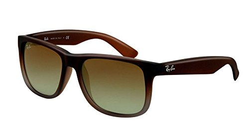 Óculos de Sol Ray Ban Justin RB4165L 854/7Z-55