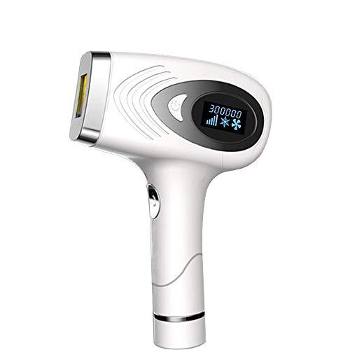 IPL Haarentfernungsgerät-System für Frauen Männer Laser Haarentferner Maschinen für Gesicht Permanent Schmerzlos Gesichtsbehaarung entfernen Unerwünschte Haare Achsel Bikini-Linie Bein Körper