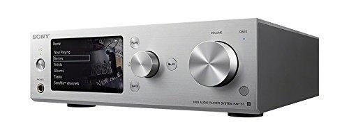 ソニーハードディスクオーディオプレーヤーシステム500GBHAP-S1:ハイレゾ対応Wi-Fi/ネットワーク対応シルバーHAP-S1S