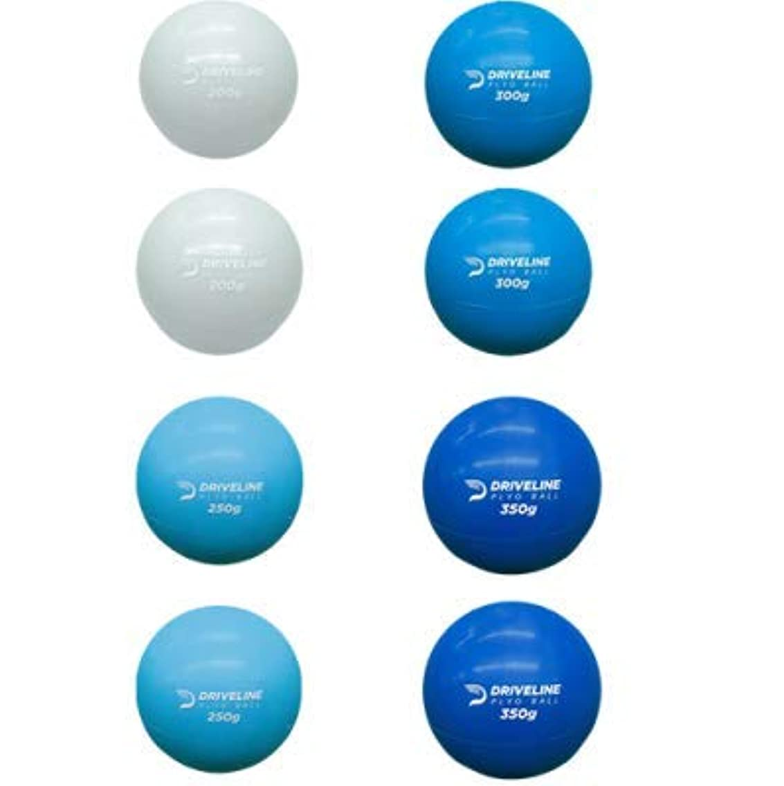 Driveline Hitting PlyoCare Balls - Weighted Balls for Baseball Hitting Training
