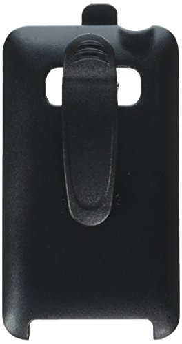 MyBat Holster with Belt Clip for HTC EVO 4G - Retail Packaging - Black