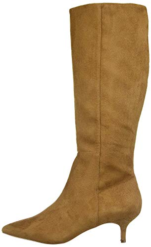 Athena Alexander Women's Lyon Knee High Boot, TAN Suede, 8.5 M US