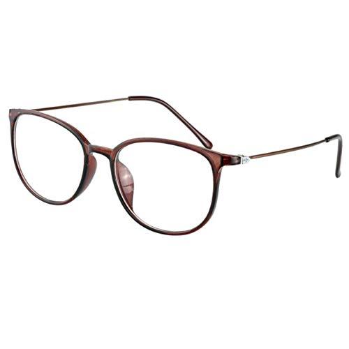 Bifocale Mode Leesbril Veerscharnier Brilmontuur Lichtgewicht Heren Dames Brillen Hoge Kwaliteit Computer Leesbril (1.5-3.0)
