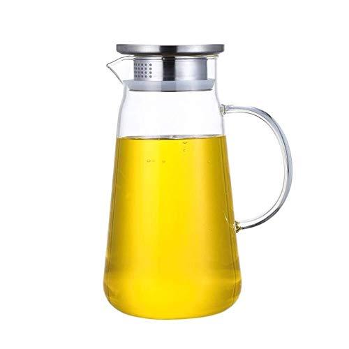 Botellas de cristal Aceite de oliva Vinagre Pot Dispenser vinagre puede Vinagrera...