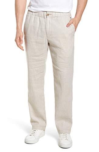 Men's Beach Linen Pant-SK-L