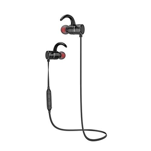 OPAKY Funkkopfhörer Kopfhörer Sport Headset Funkkopfhörer, für iPhone, iPad, Samsung, Huawei,Tablet usw