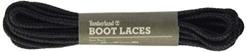 Timberland Boot Lace 63-inch Schnürsenkel, schwarz (black), Einheitsgröße (160 cm)