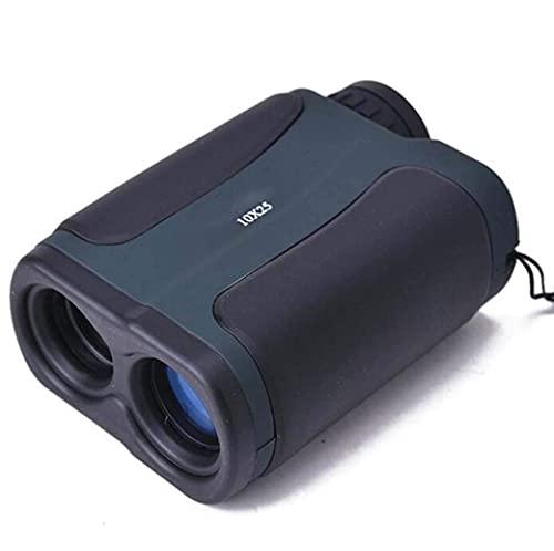 YYAI-HHJU Telémetro De Caza De Golf De 700 Yardas - 10X25 Telémetro Láser De Mano Telescopio Monocular Medición De Distancia De Golf De Alta Precisión