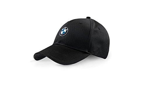 Original BMW Cap Logo - Kollektion 2016/2018 - Schwarz