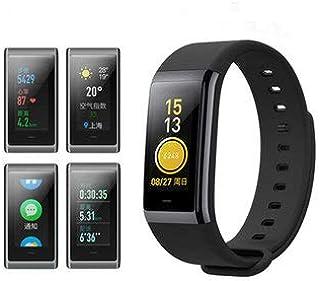 Original Cor MiDong 1.23 inch Colorful Smart Wristband Internation Version - Smart Watch & Band Smart Wristband - (Black)