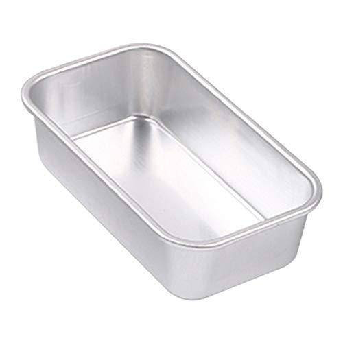 Cicony Pan de Molde de Pan de Metal Rectangular Molde de Pan...